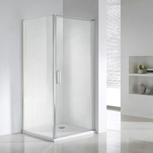 Wellis Quadrum zuhanykabin 90x90x190 cm
