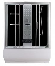 Sanotechnik NEVADA hidromasszázs zuhanykabin 150 cm-es PR150