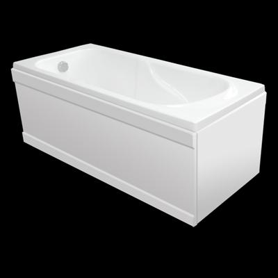 GilaxSpa Normandia 160x70 fürdőkád