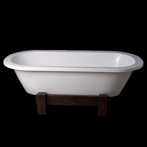 Pácolt fa láb - Fürdőszoba termék kiegészítők webáruháza -