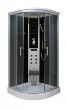 Sanotechnik COMFORT hidromasszázs zuhanykabin CL100