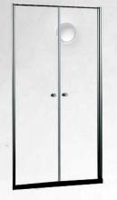 Sanotechnik ELEGANCE zuhanyfülke ajtó 100 cm, króm N1100