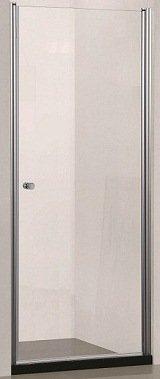 Sanotechnik ELEGANCE zuhanyfülke ajtó 80 cm, króm N1480
