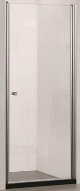 Sanotechnik ELEGANCE zuhanyfülke ajtó 90 cm, króm N1490