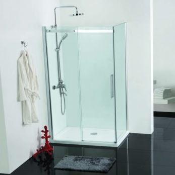 Sanotechnik Fenix zuhanykabin 120x90 cm