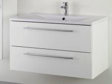 Sanotechnik FIORA 90 alsó bútor mosdóval