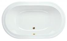 Sanotechnik KOS 192x114 cm ovális fürdőkád 409005