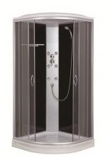 Sanotechnik PUNTO hidromasszázs zuhanykabin TC07