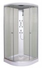 Sanotechnik PUNTO komplett hidromasszázs zuhanykabin CL01