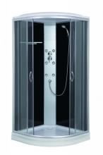 Sanotechnik PUNTO komplett hidromasszázs zuhanykabin CL07