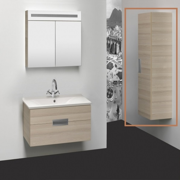 Sanotechnik RAVE kiegészítő szekrény, Karmen 78200