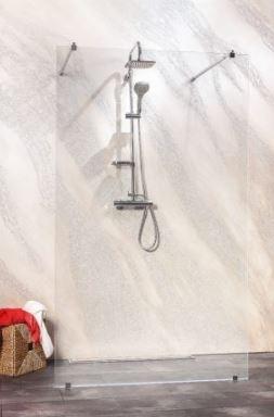 Sanotechnik Sanoflex Freedom I MW300 zuhanyfal 127x195 cm
