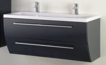 Sanotechnik SWEET 120 alsó bútor mosdóval