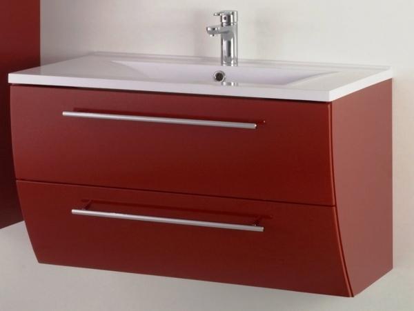 Sanotechnik SWEET 90 alsó bútor mosdóval
