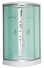 Sanotechnik TANGO komplett hidromasszázs zuhanykabin CL03