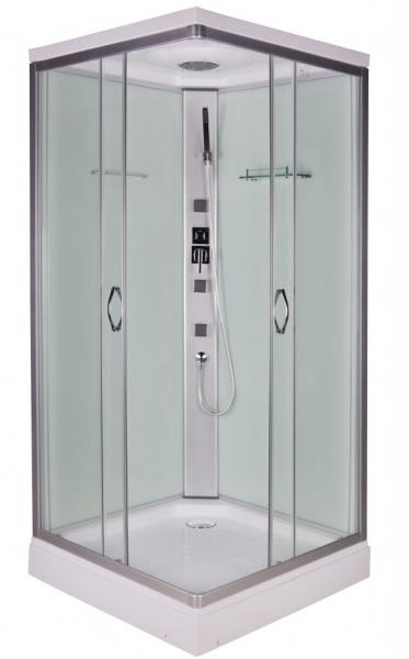 Sanotechnik TWIST komplett hidromasszázs zuhanykabin CL05