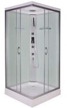 Sanotechnik TWIST komplett hidromasszázs zuhanykabin CL06
