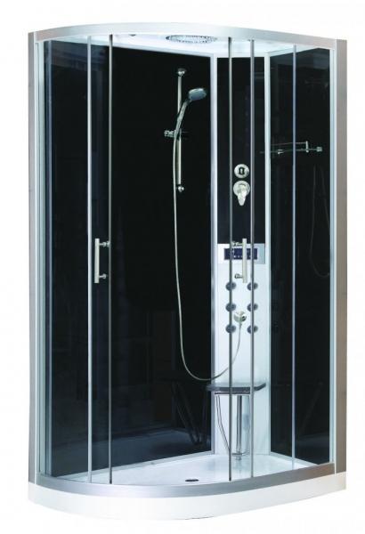 Sanotechnik VARIO komplett hidromasszázs zuhanykabin CL121