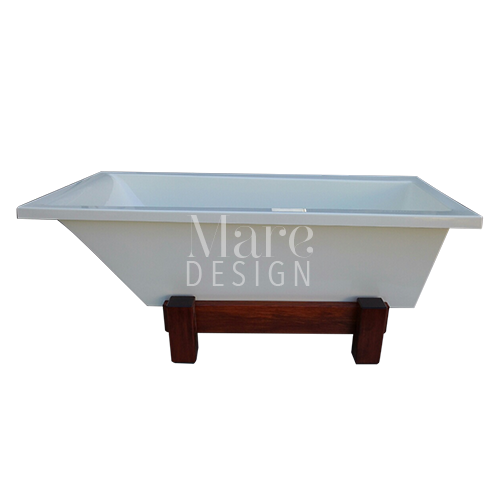 Spárta I 165x75 szabadon álló fürdőkád