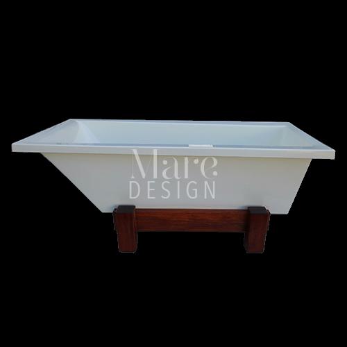 Spárta II 180x80 szabadon álló fürdőkád