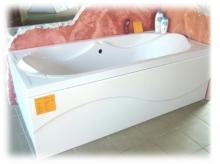 Tahiti fürdőkád - Egyenes kádak - Öntött márvány kád online rendelés közel 170-féle színben -