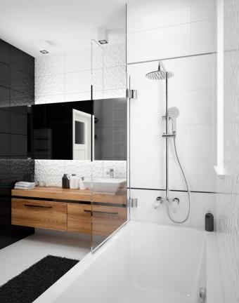 Deante Jaskier kádtöltős zuhanyoszlop
