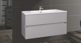 Myline Elois 80 alsó fürdőszoba bútor