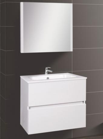 Wellis Elois White 60 komplett fürdőszoba bútor
