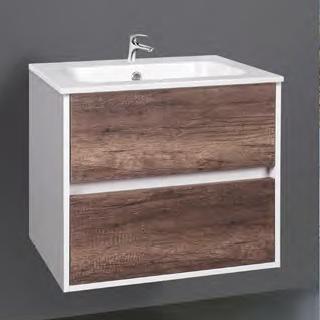Myline Ginger 60 alsó fürdőszoba bútor