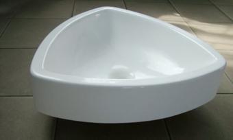 Nikos 49 cm mosdókagyló