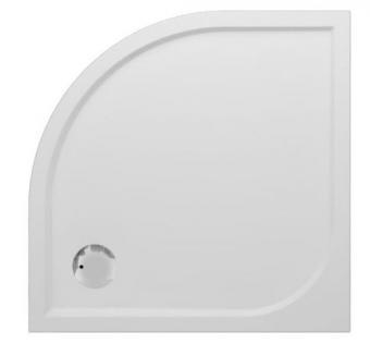 Sanotechnik DITA 80 íves zuhanytálca, öntött márvány 20000