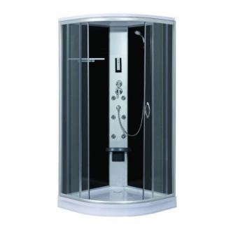 Sanotechnik Komplett hidromasszázs zuhanykabin TR70 90x90 cm