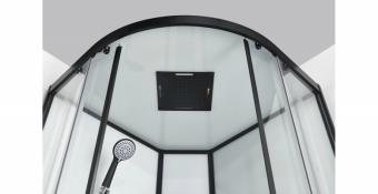 Sanotechnik SKY 1 komplett hidromasszázs zuhanykabin CL73