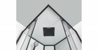 Sanotechnik SKY 2 komplett hidromasszázs zuhanykabin CL74