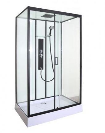 Sanotechnik SKY 3 komplett hidromasszázs zuhanykabin CL75