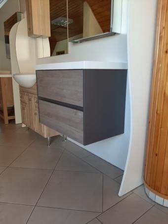 Wellis Bilbao 60 alsó fürdőszobabútor