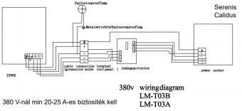 Wellis Calidus finn szauna WS00177