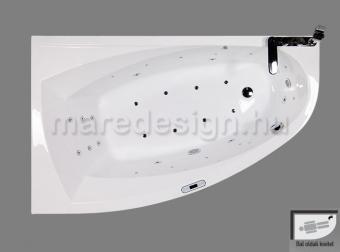 Wellis Matana Hydro 160 csaptelep nélkül BALOS WK00174