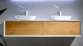 Wellis Miletos 180 alsó fürdőszoba bútor