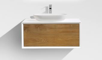Wellis Miletos 90 alsó fürdőszoba bútor