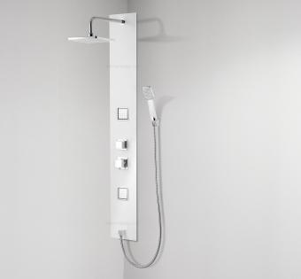 Wellis Paloma sarok zuhanypanel