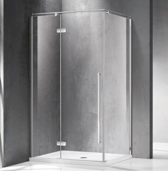 Wellis Sorrento Plus zuhanykabin 140x90x200 cm balos