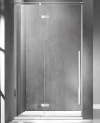 Wellis Sorrento nyílóajtós zuhanyfal 100x200 cm balos
