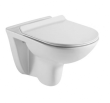 Wellis Bella fali rimless WC