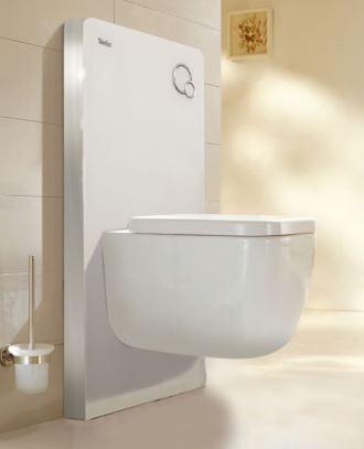 Wellis Corsica falsík előtti tartály fali WC-hez