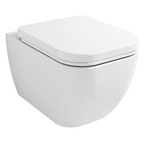 Wellis Ditte fali rimless WC WF00023