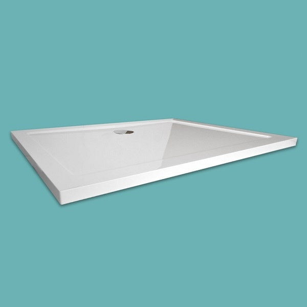 Wellis téglalap alakú 120x90x4 cm zuhanytálca WC00412