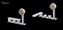 Wellis Tivoli  E-Drive™ TOUCH 150x150 cm hidromasszázs kád WK00141